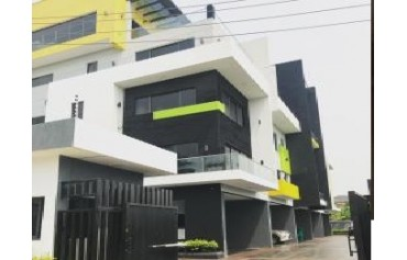 5 BEDROOM HOUSE FOR SALE OFF QUEENS DRIVE IKOYI LAGOS